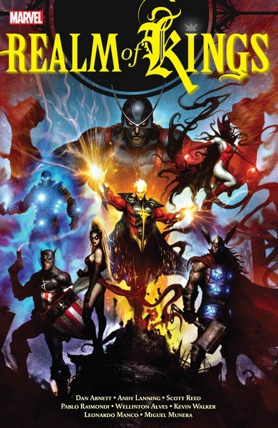Realm of Kings (TPB) (2010)