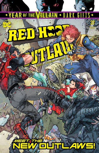 Red Hood – Outlaw #37 (2019)