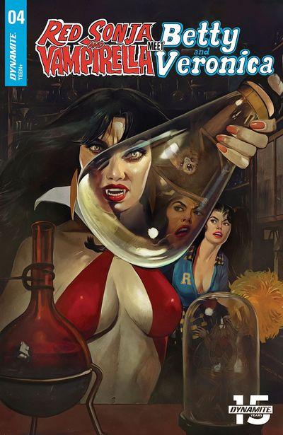 Red Sonja And Vampirella Meet Betty And Veronica #4 (2019)