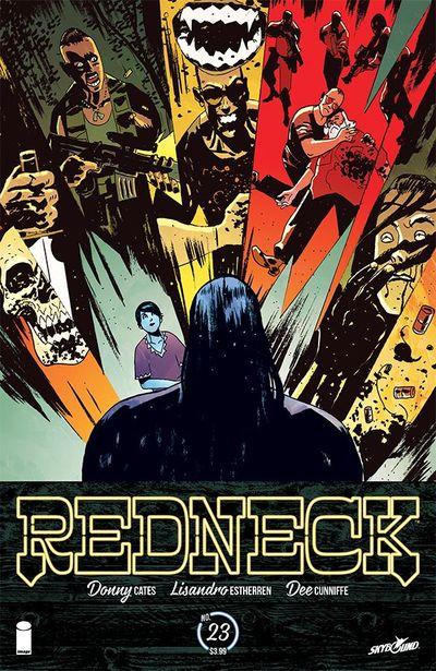 Redneck #23 (2019)