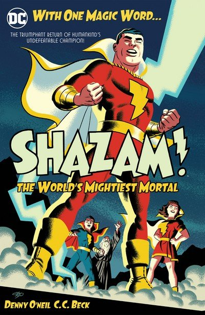 SHAZAM! – The World's Mightiest Mortal Vol. 1 (TPB) (2019)