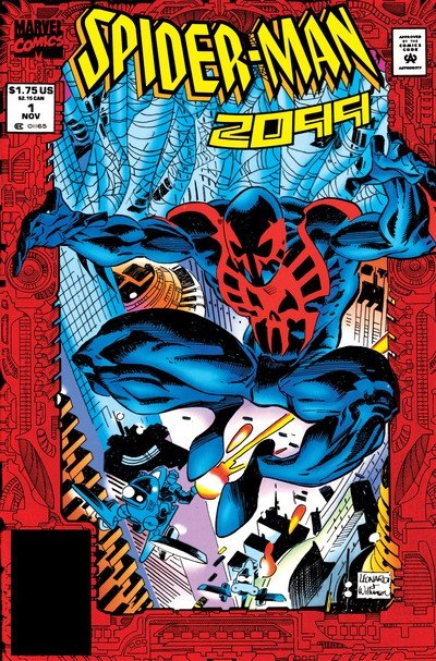 Spider-Man 2099 Vol. 1 #1 – 46 (1992-1996)