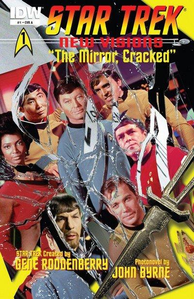 Star Trek – New Visions #1 – 22 (2014-2018)