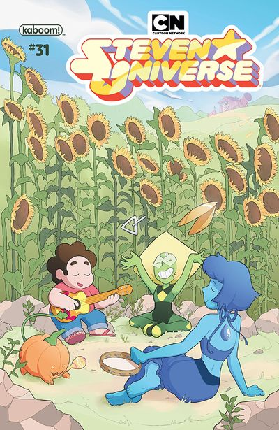 Steven Universe Ongoing #31 (2019)