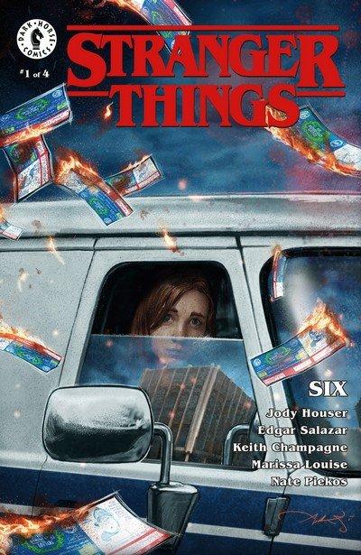 Stranger Things – SIX #1 – 4 (2019)