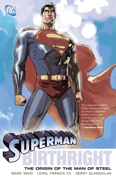 Superman – Birthright (TPB) (2004)