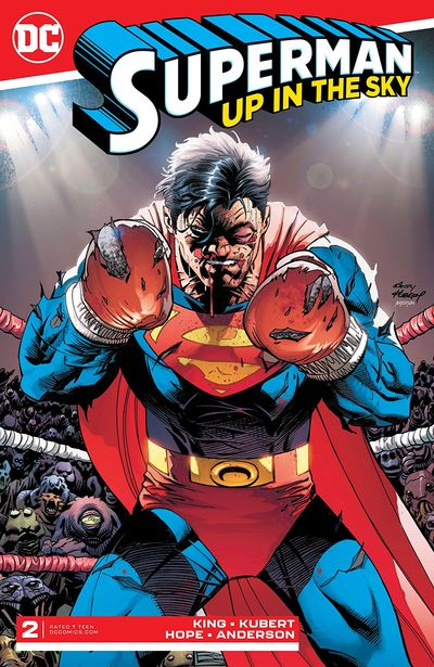 Superman – Up In The Sky #2 (2019)