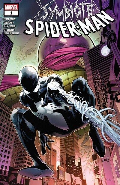 Symbiote Spider-Man #1 – 5 (2019)
