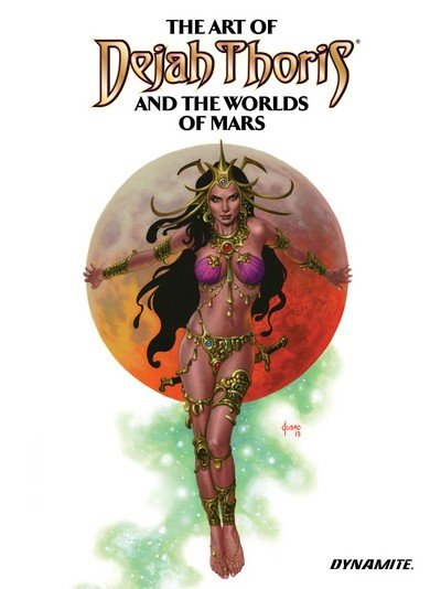 The Art of Dejah Thoris and the Worlds of Mars Vol. 2 (2019)