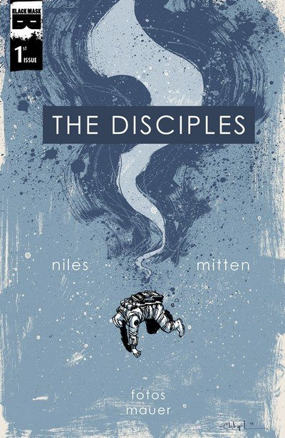 The Disciples #1 – 4 (2015)