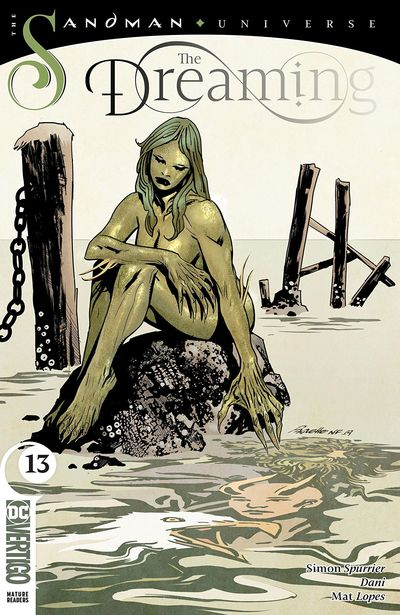The Dreaming #13 (2019)