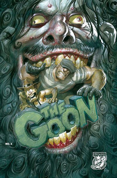 The Goon #4 (2019)