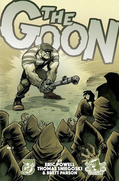The Goon #5 (2019)