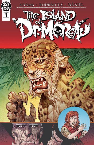 The Island Of Dr. Moreau #1 (2019)