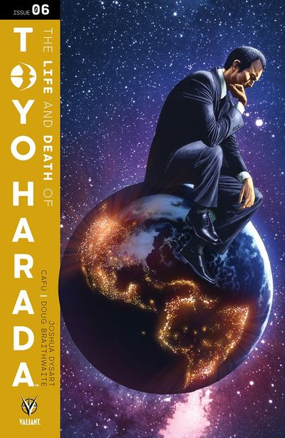 The Life And Death Of Toyo Harada #6 (2019)