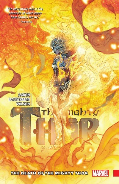 The Mighty Thor Vol. 5 – The Death of the Mighty Thor (TPB) (2018)