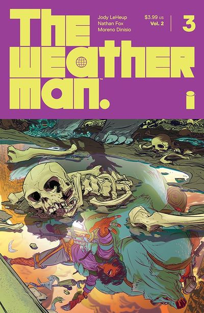 The Weatherman Vol. 2 #3 (2019)