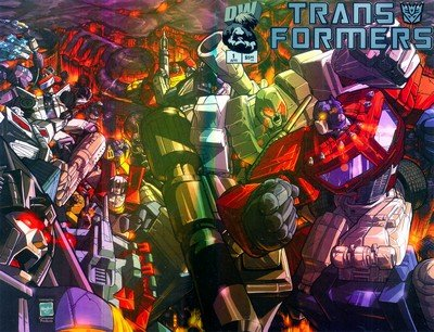 Transformers (Dreamwave Collection) (2002-2004)