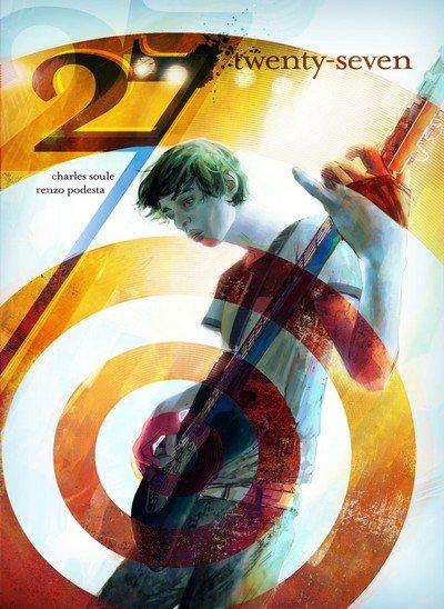 Twenty Seven #1 – 4 (2010-2011)