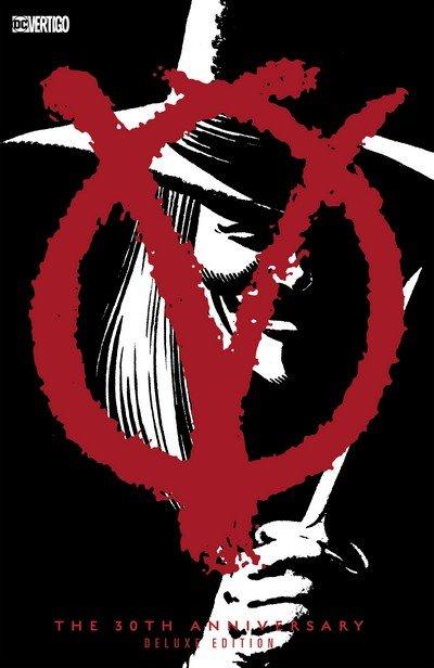 V for Vendetta 30th Anniversary Deluxe Edition (2018)