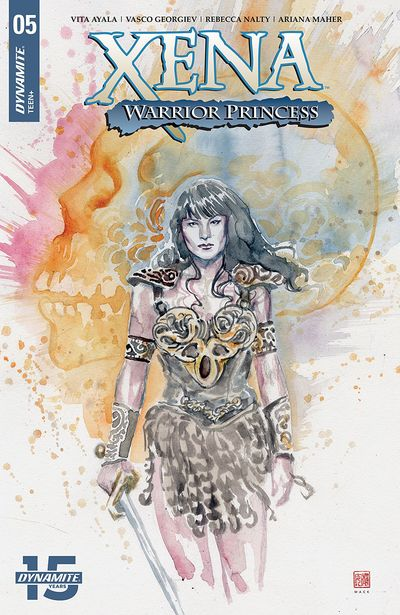 Xena – Warrior Princess #5 (2019)