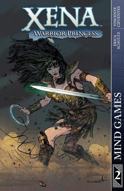 Xena – Warrior Princess Vol. 2 – Mind Games (TPB) (2019)