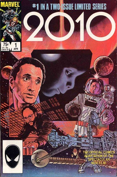 2010 #1 – 2 (Marvel) (1985)