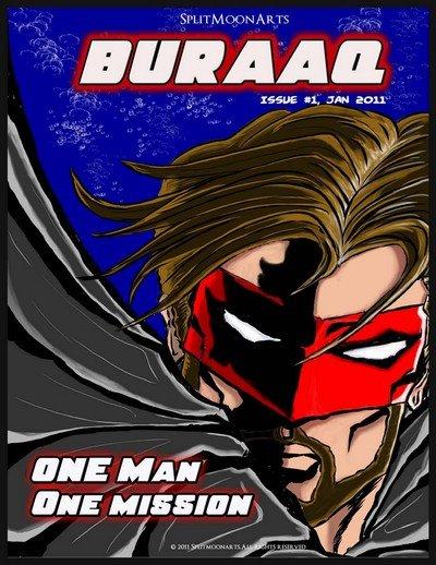 BURAAQ #0 – 5 (2011-2013)