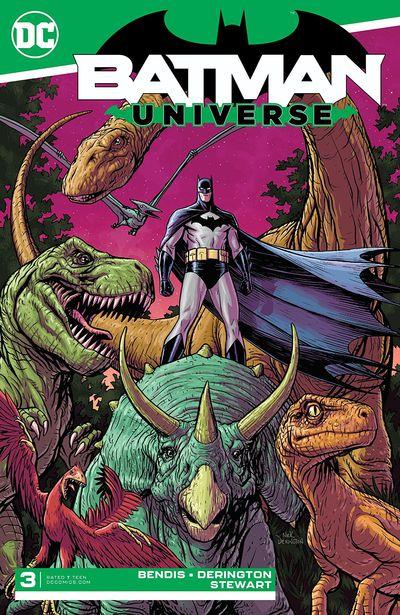 Batman – Universe #3 (2019)