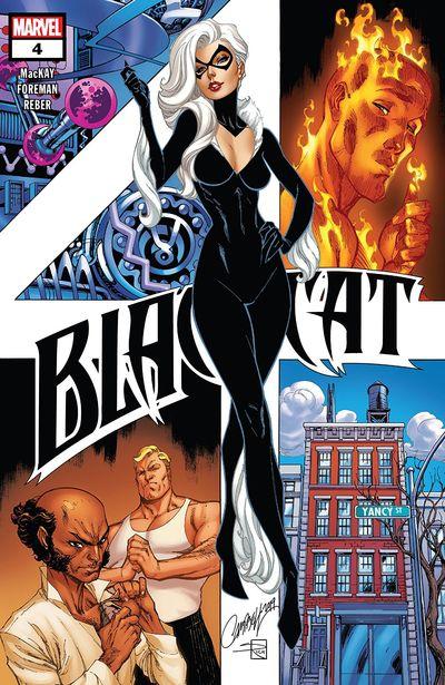Black Cat #4 (2019)