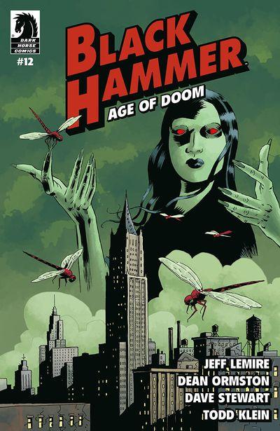 Black Hammer – Age Of Doom #12 (2019)