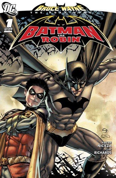 Bruce Wayne – The Road Home – Batman and Robin #1 (2010)