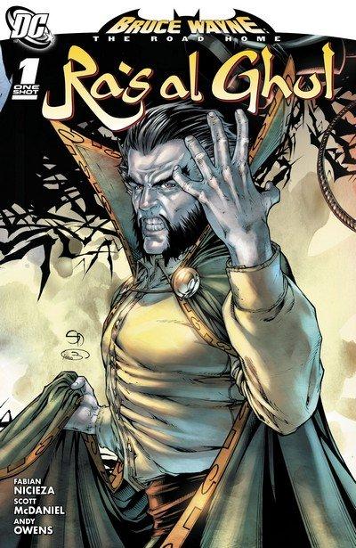 Bruce Wayne – The Road Home – Ra's al Ghul #1 (2010)