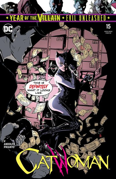 Catwoman #15 (2019)