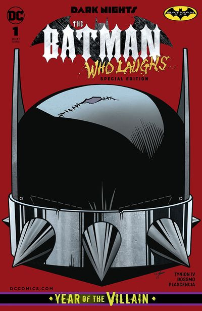 Dark Nights – The Batman Who Laughs #1 (2019, Special Edition)