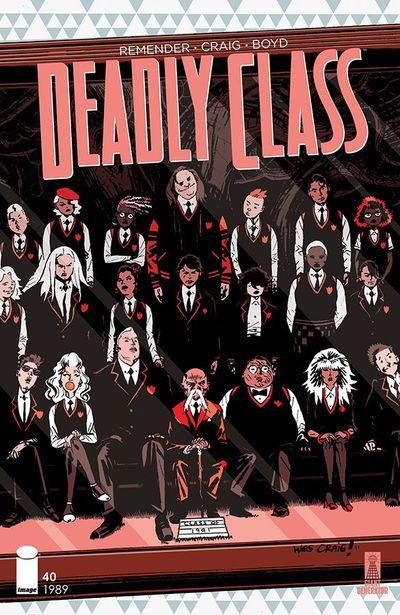 Deadly Class #40 (2019)