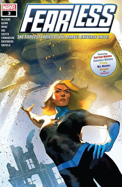 Fearless #3 (2019)