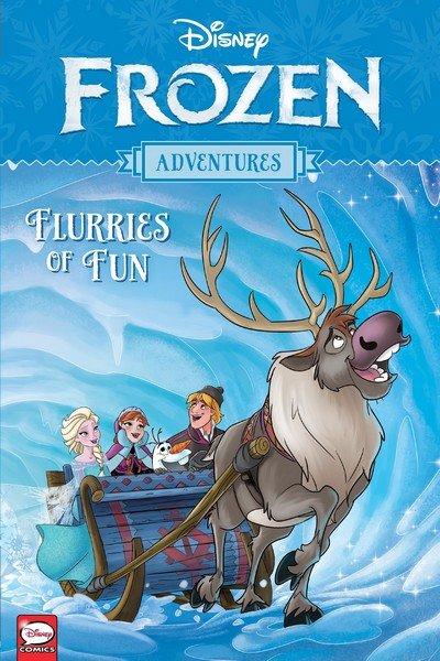 Frozen Adventures – Flurries of Fun (2019)