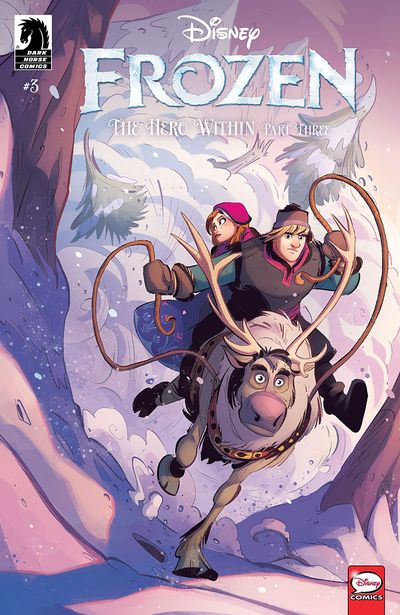Frozen – The Hero Within #3 (2019)