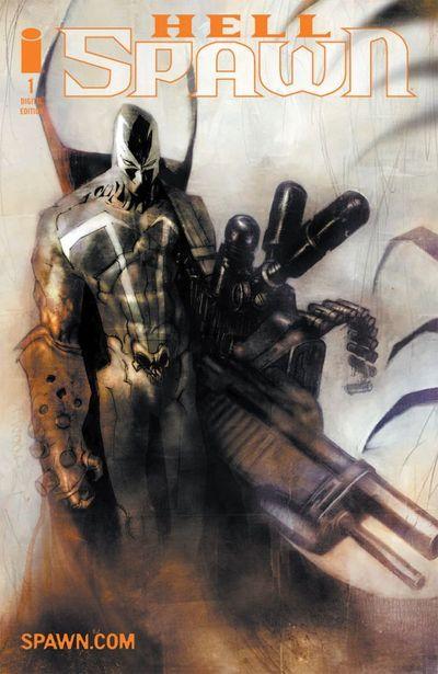 Hellspawn #1 – 16 (2000-2003)