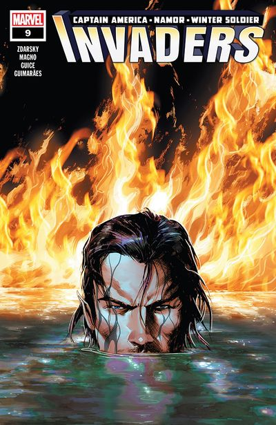 Invaders #9 (2019)