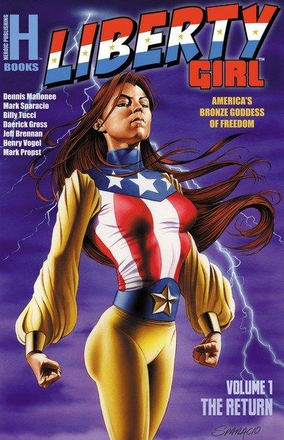 Liberty Girl – The Return (TPB) (2015)