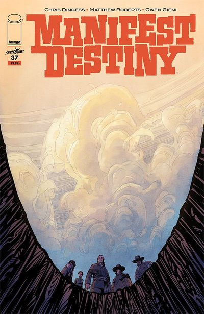 Manifest Destiny #37 (2019)