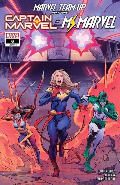 Marvel Team-Up #6 (2019)