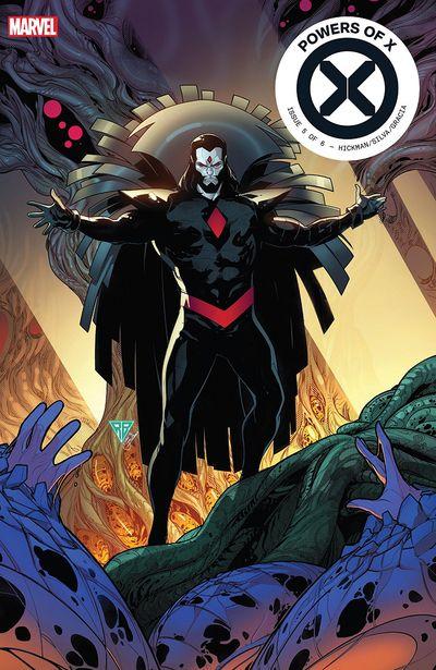 Powers Of X #5 (2019)