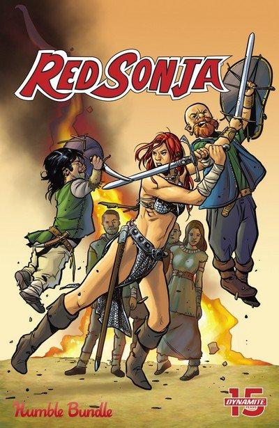 Red Sonja - Petitioning the Queen (2019) – GetComics