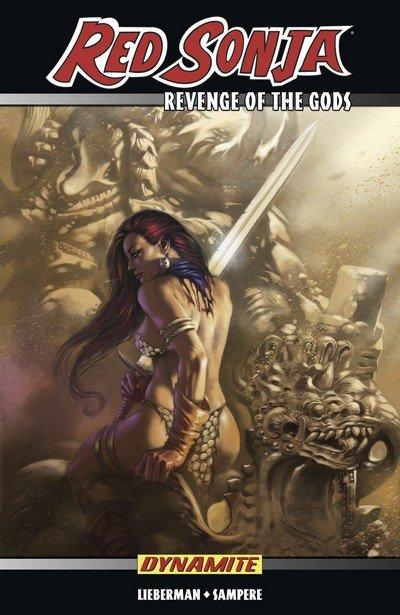 Red Sonja – Revenge of the Gods (TPB) (2011)