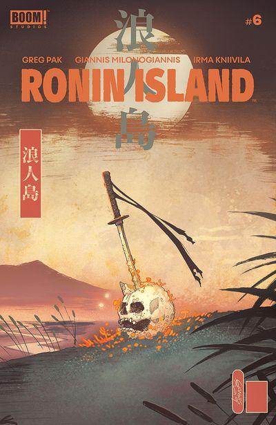 Ronin Island #6 (2019)
