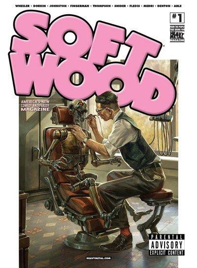Soft Wood #1 (2019)