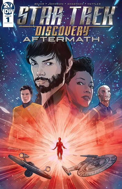 Star Trek – Discovery – Aftermath #1 (2019)
